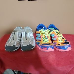 2 for one price size 11 New Balance